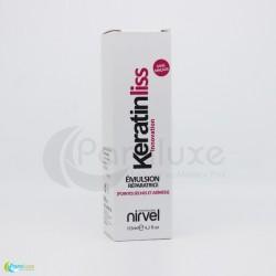 NIRVEL KERATINLISS Emulsion réparatrice 125ml
