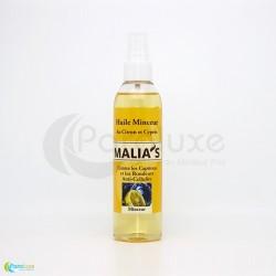 Malia's huile amincissante 250 ml