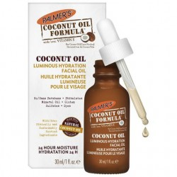Palmer's Coconut Oil Formula hydratation