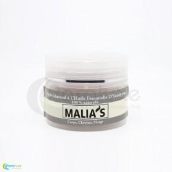 Malia's argile ghassoul à l'uile essentielle d'eucalyptus naturelle
