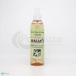 MALIA'S EAU DISTILLEE NATURELLE DE FLEURS D'ORANGER 200ML