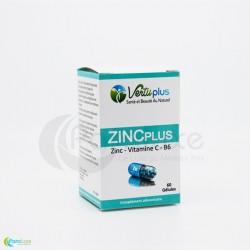 Vertuplus ZINCplus Zinc - Vitamine C - B6