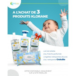 OFFRE SPECIALE KLORANE
