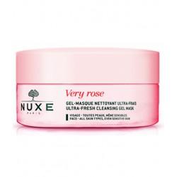 Nuxe Very Rose Gel-Masque Nettoyant Ultra Frais 150 ml