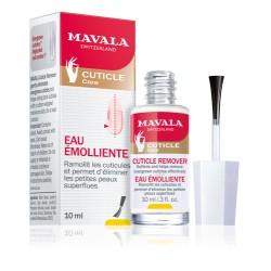 MAVALA Eau Emolliente Ramollit les cuticules et permet d'éliminer les petites peaux superflues.