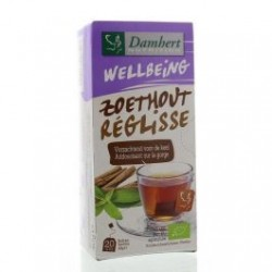 Damhert Wellbeing The Time Réglisse