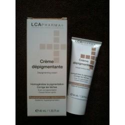 LCA Crème dépigmentante