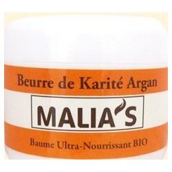 MALIA'S Beurre de karité Argan