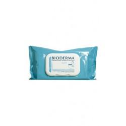 BIODERMA ABCDerm H2O Lingettes 60U