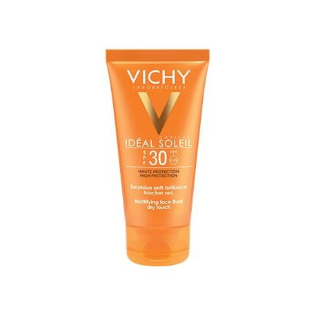 VICHY IDEAL SOLEIL Emulsion Toucher Sec SPF 30