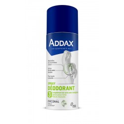ADDAX ZIRCONAL spray pieds déodorants