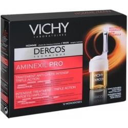 VICHY DERCOS Aminexil pro traitement intensif homme