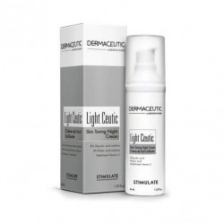 DERMACEUTIC Light Ceutic Crème de Nuit Unifiante