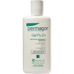 DERMAGOR GEL PY ZN