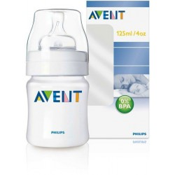 AVENT Biberon 0%BPA 125 ml