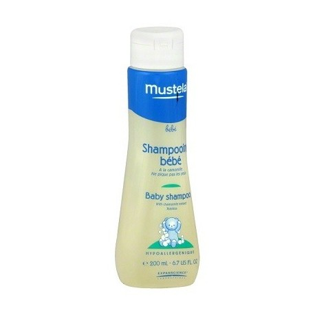 MUSTELA Shampooing ultra-doux a la camomille 200ML