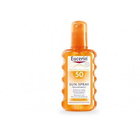 EUCERIN SUN Spray Transparent 50