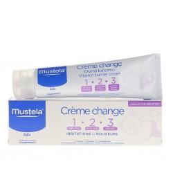 MUSTELA Crème Change 1-2-3