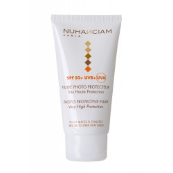 NUHANCIAM fluide photo protecteur SPF50+