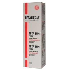EPTA Sun 50+ Fluide invisible