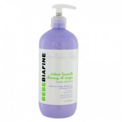BEBEBIAFINE Crème lavante cheveux et corps