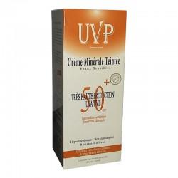 UVP Ecran solaire minérale teintée 50+