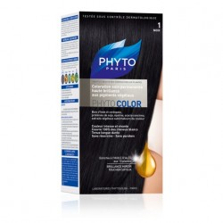 PHYTO COLOR coloration permanente 1 NOIR