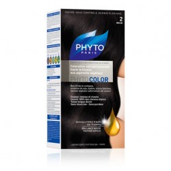 PHYTO COLOR coloration permanente 2 BRUN