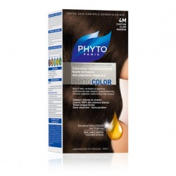PHYTO COLOR coloration permanente 4M CHATAIN CLAIR MARRON