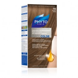 PHYTO COLOR coloration permanente 7D BLOND DORE