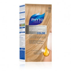 PHYTO COLOR coloration permanente 9D BLOND TRES CLAIR DORE
