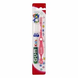 GUM Brosse à dents enfants 3-6 ans