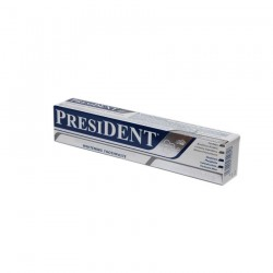 PRESIDENT Dentifrice white 75ml