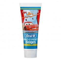 Oral-B Stages Cars Princesses dentifrice enfants
