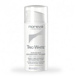 NOREVA TRIO WHITE Soin de nuit dépigmentant intensif