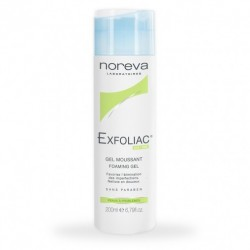 EXFOLIAC Gel moussant 200ml