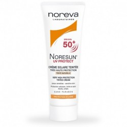 NOREVA NORESUN UV Protect crème teintée spf 50+