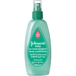JOHNSON'S BABY No more tangles spray conditioner