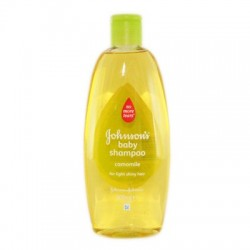 JOHNSON'S BABY Shampooing à la camomille 500ml