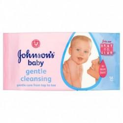 JOHNSON'S BABY Gentle cleansnig