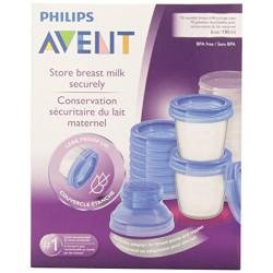 AVENT Kit de conservation de lait maternel