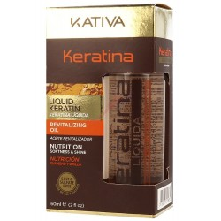 KERATINA REVITALIZING OIL 60ML