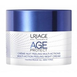 URIAGE AGE PROTECT NUIT PEELING MULTIACTION 50 ML