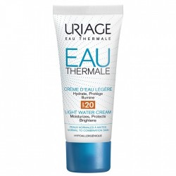 URIAGE EAU THERMALE CREME D'EAU LEGERE SPF20 40ML
