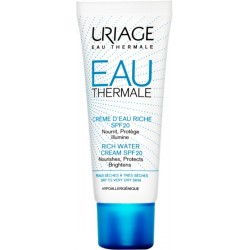 URIAGE EAU THERMALE CREME D'EAU RICHE SPF20 40ML