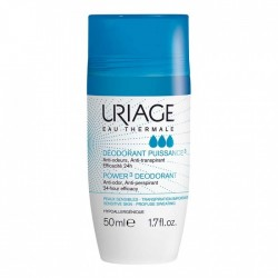 URIAGE DEODORANT PUISSANCE 3 ROLL-ON 50 ML
