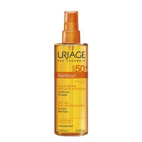 URIAGE BARIESUN SPF50+ huile seche 200 ml