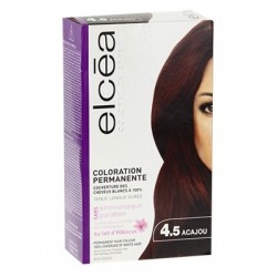 ELCEA COLORATION EXPERTE acajou n 4,5