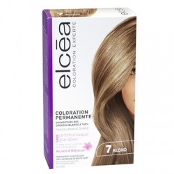 ELCEA COLORATION EXPERTE blond n 7