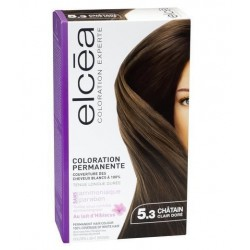 ELCEA COLORATION EXPERTE Chatain clair doré n 5,3